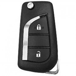 Peugeot - Model 6 snap-off key