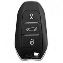 Peugeot - Model 7 smartkey key