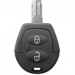 Volkswagen - Model Key 1