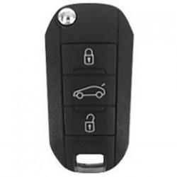 Citroen - Model 4 release key