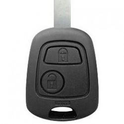 Citroen - Model 6 key