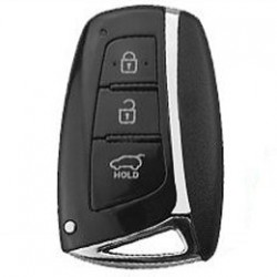 Hyundai - Model 6 smartkey key