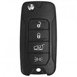 Jeep - Model 1 release key