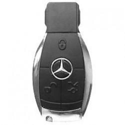 Mercedes - Chiave smartkey modello 3