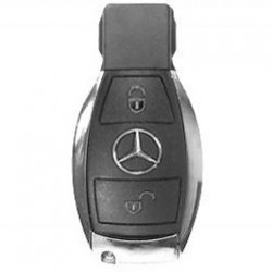 Mercedes - Chiave smartkey modello 4