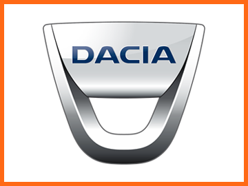 Cover chiave Dacia