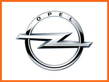 Opel key cover