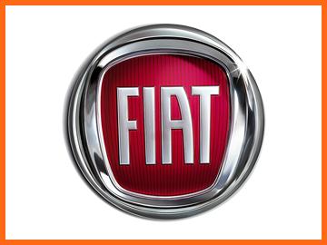 Fiat key cover